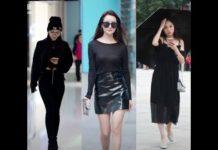 Xem Top 100 Mẫu Thời Trang Màu Đen Quyến Rũ – Đầm Đẹp – Váy Đẹp