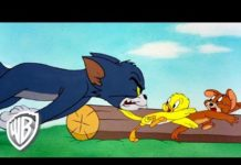 Xem Tom & Jerry | Top 10 Classic Chase Scene | Classic Cartoon | WB Kids