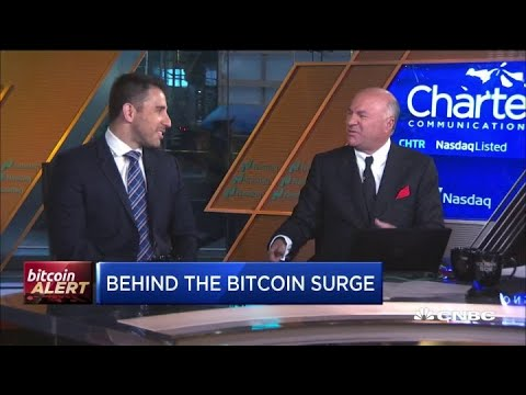 Xem Watch Shark Tank's Kevin O'Leary challenge the bull case for Bitcoin