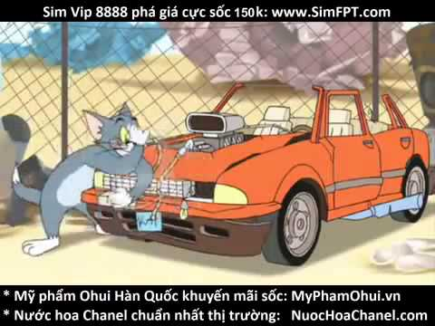 Xem Tom And Jerry  Tom And Jerry mới nhất  The Fast and The Furry bản Full HĐ