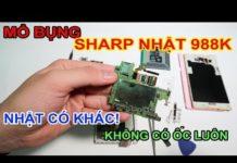 Xem MỔ BỤNG#3 điện thoại NHẬT Sharp Aquos giá rẻ 900k trên LAZADA, SHOPEE | MUA HÀNG ONLINE