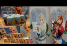 Nghe 36 DISNEY FROZEN Anna and Elsa Princess of Arendelle Kinder Surprise Eggs (4 video in one) #92
