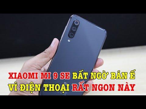 Xem Xiaomi Mi 9 SE bất ngờ bán ế vì điện thoại quá ngon này