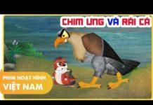 Xem Chim Ưng và Rái Cá | Phim Hoạt Hình Việt Nam Hay Nhất 2018