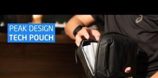 Túi đựng đồ công nghệ giá $50! Peak Design Tech Pouch