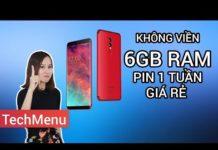 Xem Smartphone tràn viền 6GB RAM, camera kép, pin 1 tuần rẻ hơn Xiaomi    TechMenu    TECHMAG