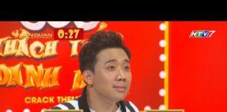 Xem Thí sinh THÁCH THỨC DANH HÀI đòi chém Ngô Kiến Huy dọa đánh Trấn Thành, vì không mỉm cười | Hài TV