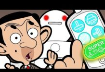 Xem Evil Robot | Funny Episodes | Mr Bean Cartoon World