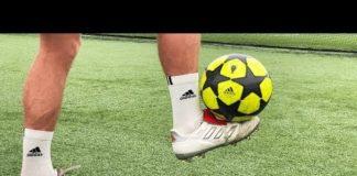 Video 5 ADVANCED FOOTBALL SKILLS!