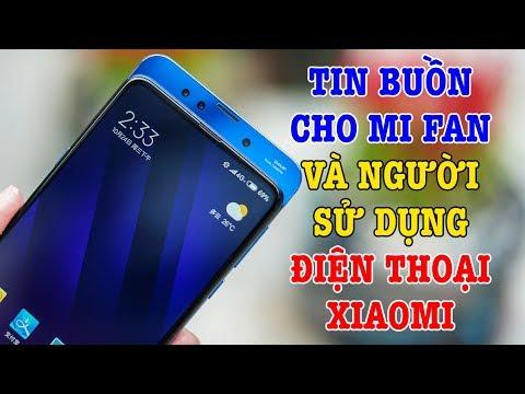 Xem Tin buồn cho những ai đang dùng điện thoại Xiaomi