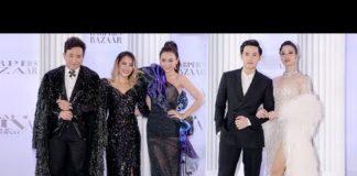 Xem ĐỌ THỜI TRANG của 2 cặp đôi ĐÌNH ĐÁM Xìn – Ri và Thắng – Nhi tại thảm đỏ A Diva You Awards 2019