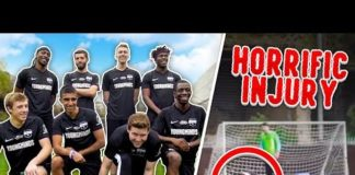 Video SIDEMEN 6-A-SIDE FOOTBALL *HORRIFIC INJURY*