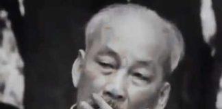 Xem Video Chủ tịch Hồ Chí Minh nói tiếng Pháp