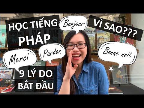 Xem Video 9 lý do vì sao mình học tiếng Pháp   Du học Pháp