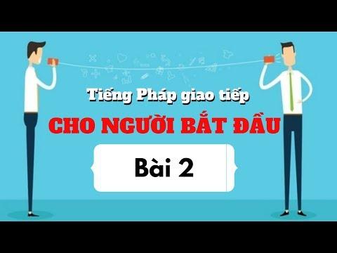 Xem Video Giao tiếp Tiếng Pháp cho người bắt đầu: Bài 2: Bảng chữ cái
