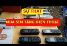 Xem Lật tẩy mua sim tặng điện thoại di động  | BÓC TV