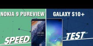 Xem Speedtest Samsung Galaxy S10+ vs Nokia 9 Pureview: Độ hot có tỉ lệ độ mạnh?