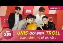 Xem KINGLIVE | Uni5 gọi điện thoại troll Toki Thành Thỏ và cái kết…