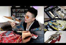 Xem [Haul] Các Hãng Thời Trang Đình Đám & HOT Nhất 2019 | Rhude, Amiri, Vintage, KAWS, Converse, Vans