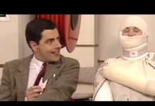Xem Wrapped up with Bean   Funny Clips   Mr Bean Official