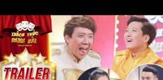 """Xem Thách thức danh hài 4  trailer tập 9: Trấn Thành,Trường Giang """"ôm bụng"""" với loạt thí sinh cá tính lạ"""