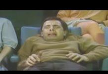 Xem Watching a Horror Movie | Mr. Bean Official