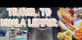 DU LỊCH MALAYSIA – KUALA LUMPUR    TẬP 1    Lạc ở sân bay, ở AIRBNB, ngắm Petronas Towers..