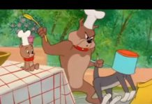 Xem Tom and Jerry – Barbecue Brawl