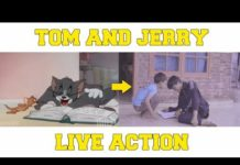 Xem TOM AND JERRY LIVE ACTION