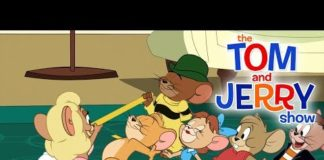 Xem The Tom and Jerry Show   Jerry's Party   Boomerang UK 🇬🇧