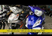 Xem Hỏi giá Exciter 135 cũ & cách dọn xe | Mekong today