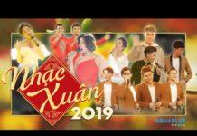 Xem Liên Khúc Nhạc Xuân Kỷ Hợi Hay Nhất 2019 | Nhạc Tết Xuân Sang | Aqua Entertaiment