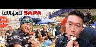 DU LỊCH SAPA ▶ Khám phá Chợ Sapa và Đặc sản Tây Bắc bất ngờ gặp Thần Dược