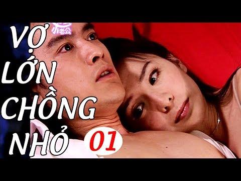 Xem Vợ Lớn Chồng Nhỏ – Tập 1   Phim Bộ Tình Cảm Đài Loan Hay Nhất – Lồng Tiếng