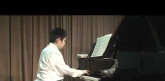 Xem Didong Tianyi passed Trinity ATCL Recital @10 years old
