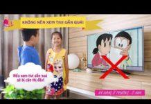Xem Kỹ năng xem tivi | Kỹ năng sống cho trẻ mầm non | Mầm non Abi