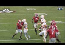 Video Top 10 SEC Football Moments of the Decade