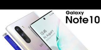 Cận cảnh Galaxy Note 10 – Đỉnh cao công nghệ Thinhmobile