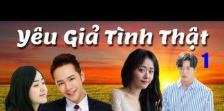 Xem Yêu Giả Tình Thật Tập 1 HD | Phim Hàn Quốc Hay Nhất