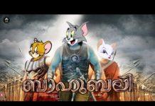 Xem Tom and Jerry   BAHUBALI MALAYALAM   Tom ,Jerry    SPOOF  