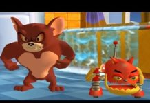 Xem Tom and Jerry War of the Whiskers – Monster Jerry and Robocat Teeam – Funny Cartoon Games HD