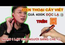 Xem Mở hộp Điện thoại cây viết ĐỘC LẠ giá 400k đặt trên LAZADA,. Bó tay toàn tập :)) | MUA HÀNG ONLINE