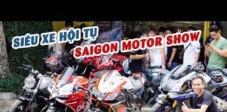 Xem Khi siêu xe hội tụ – Ducati, RSV4, R1M, R6, CBR, KTM RC8, BMW S1000… tại OFFLINE Saigon Motor Show