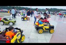 Xem Trò Chơi Bé Chơi Công Viên Xe Điện ❤ ChiChi Kids TV ❤ Đồ Chơi Trẻ Em