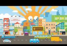Xem Tập 11: Làm chuyển động cho chiếc xe hơi và thành phố