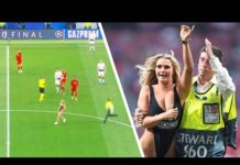 Video Craziest Pitch Invaders In Football