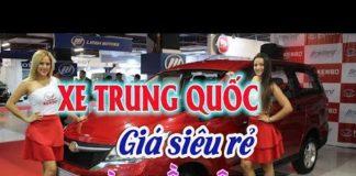 Xem 💥 Xe hơi Trung Quốc giá siêu rẻ tràn về Việt Nam ✔️ Kênh Ô tô giá rẻ