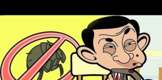 Xem Bean Has Fleas | Funny Clips | Mr Bean Cartoon World