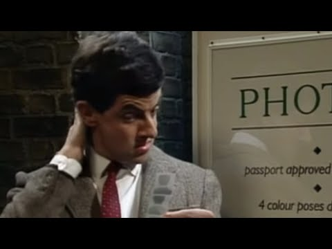 Xem Photo Booth | Mr. Bean Official Cartoon