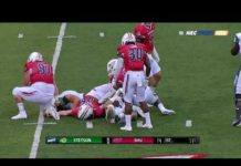 Video SHU Football vs Stetson University, Season Opener